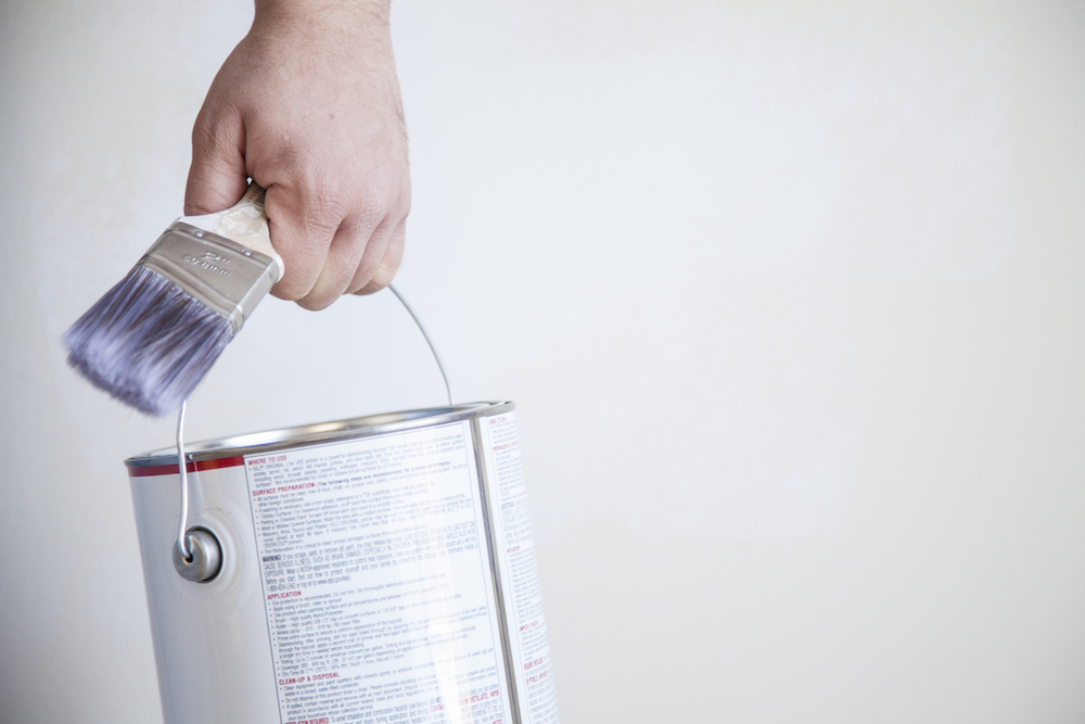 Three Tips for Painters Working With Interior Paint