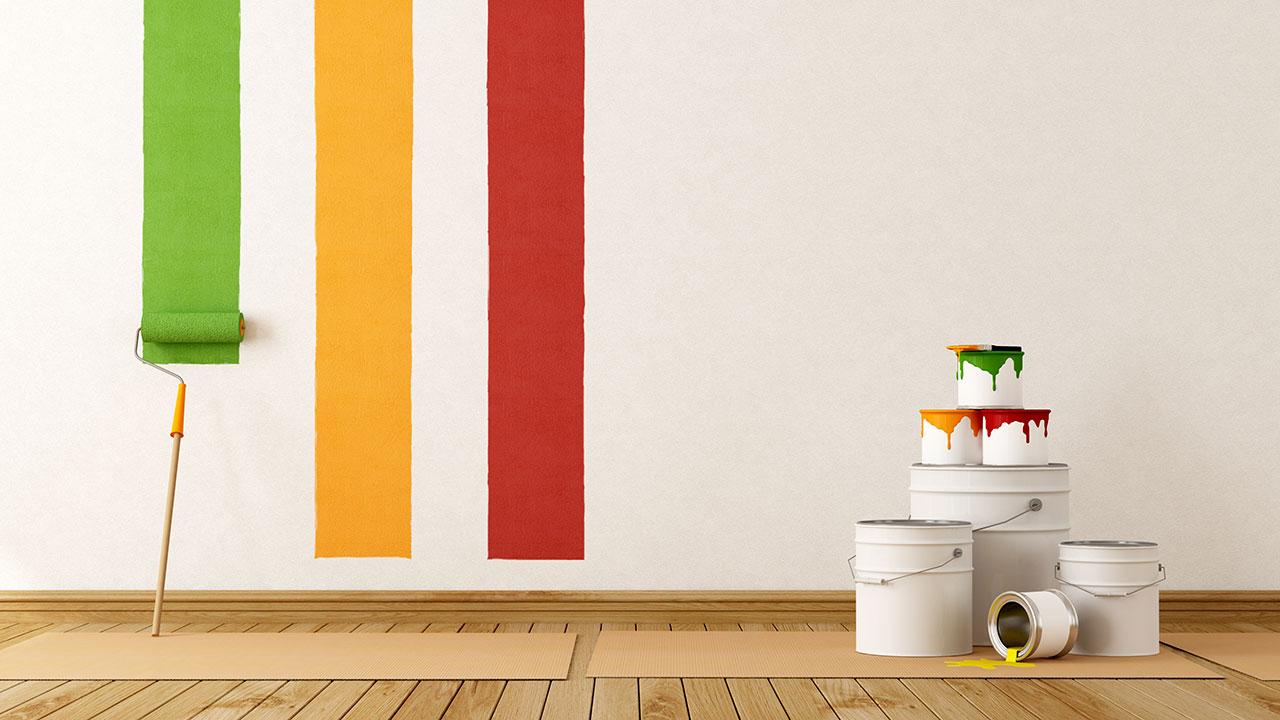 Sprucing Up Your Home With New Paint Colors